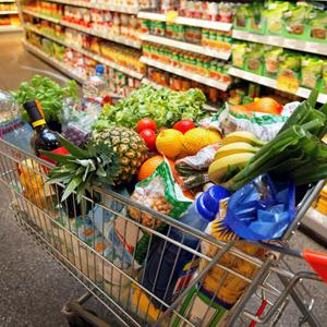 Магазины продуктов Марьяновки