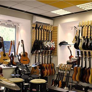 Музыкальные магазины Марьяновки