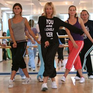 Школы танцев Марьяновки